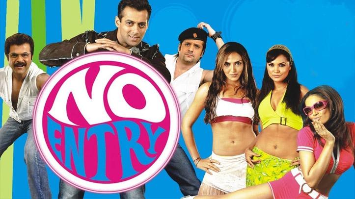 No Entry Salman Khan