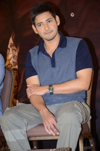 Bharat Ane Nenu Movie Success Meet Photos - 3