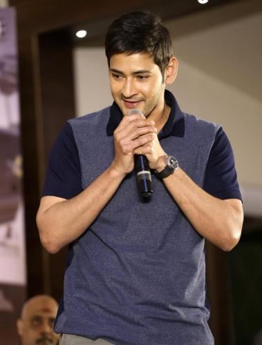Bharat Ane Nenu Movie Success Meet Photos - 7