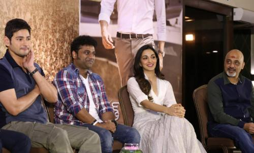 Bharat Ane Nenu Movie Success Meet Photos - 9
