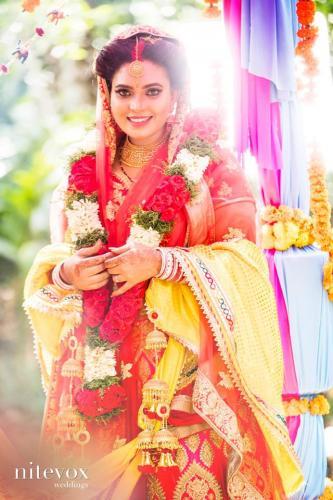 Ishaara Nair & Sahil Wedding Photos - 10