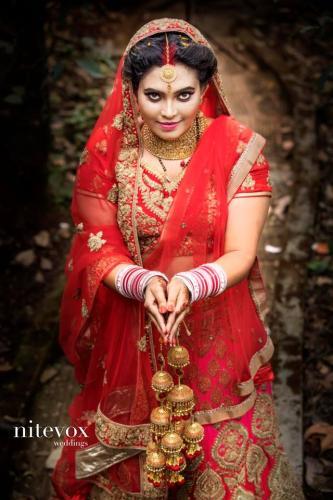 Ishaara Nair & Sahil Wedding Photos - 11