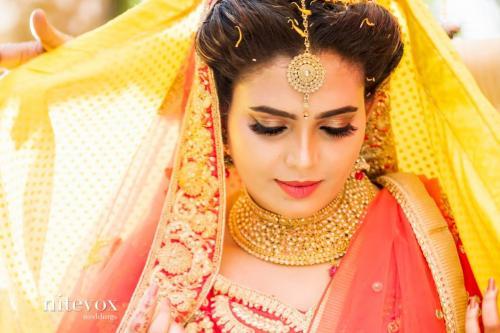 Ishaara Nair & Sahil Wedding Photos - 12