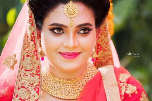 Ishaara Nair & Sahil Wedding Photos - 5
