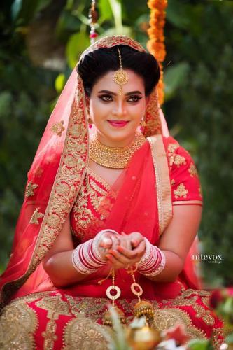 Ishaara Nair & Sahil Wedding Photos - 6