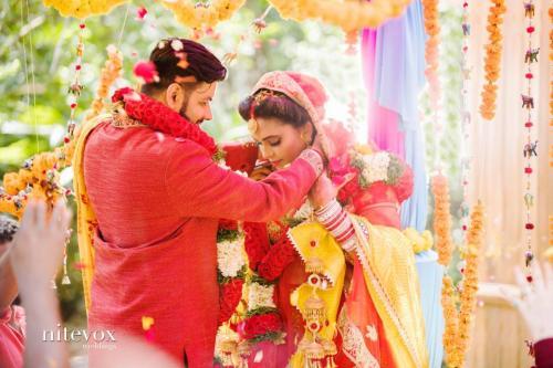 Ishaara Nair & Sahil Wedding Photos - 7