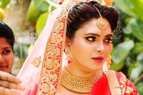 Ishaara Nair & Sahil Wedding Photos - 8