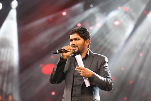 Kaala Audio Launch Photo Pa Ranjith
