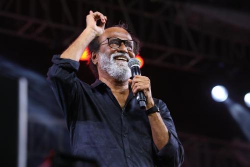 Kaala Audio Launch Photo Rajinikanth