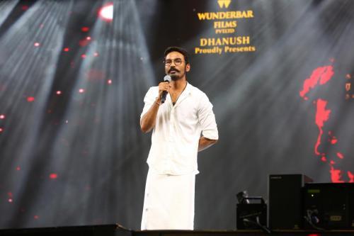 Kaala Audio Launch Photo Dhanush