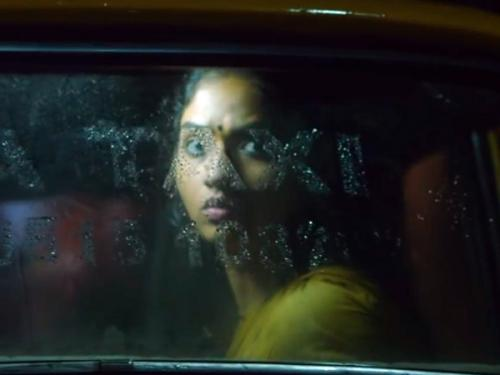 Kaali Vijay Antony, Anjali, Amritha & Shilpa Manjunath Photo