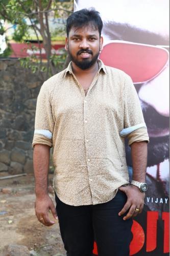 Kaali Movie Press Meet Stills