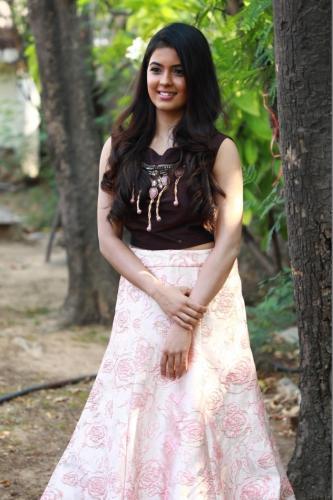 Amritha Aiyer Kaali Movie Press Meet