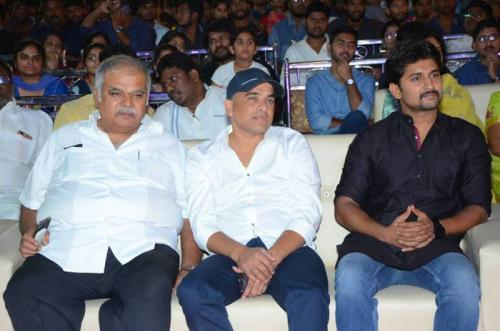 Krishnarjuna Yudham Movie Pre Release Event-1