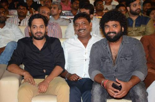 Krishnarjuna Yudham Movie Pre Release Event-2