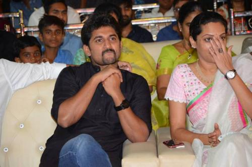 Krishnarjuna Yudham Movie Pre Release Event-4