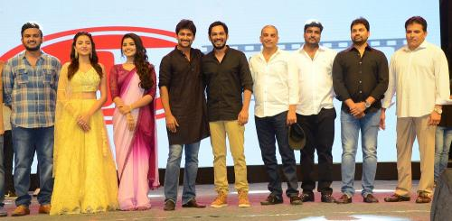 Krishnarjuna Yudham Movie Pre Release Event-5