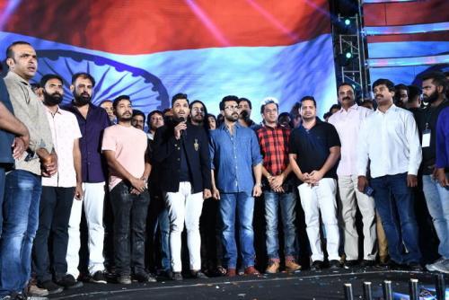 Naa Peru Surya Naa Illu India Pre Release Event Stills - 24