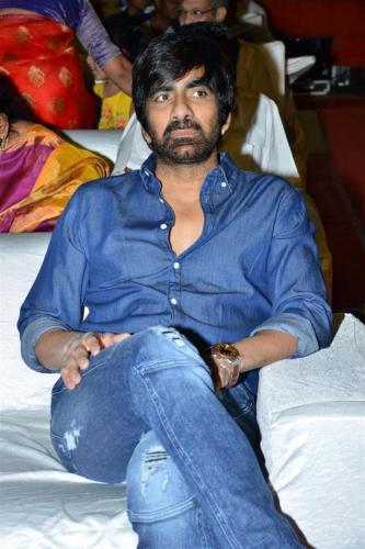 Actor Ravi Teja Nela Ticket Audio Launch Stills