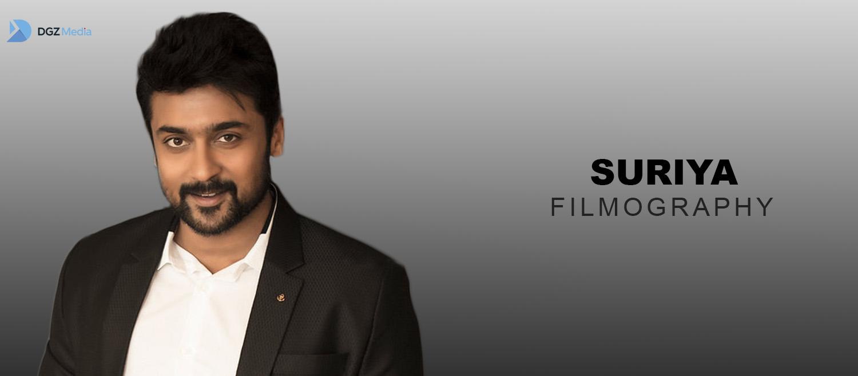 Suriya Filmography | Movies List of Suriya - DGZ Media